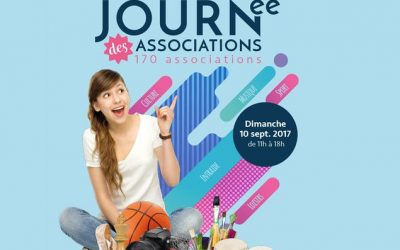 JOURNEE DES ASSOCIATIONS SAINT-MAUR – 2017