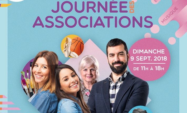 JOURNEE DES ASSOCIATIONS SAINT-MAUR – 2018